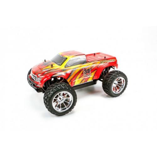 Скоростная модель радиоуправляемого джипа TOP 4WD 1:10