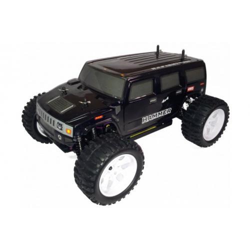 Скоростная модель радиоуправляемого джипа Hammer ET 4WD RTR 1:10 88112