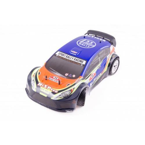 Скоростная радиоуправляемая модель автомобиля HSP Sport Rally Racing 4WD 1:10 17793