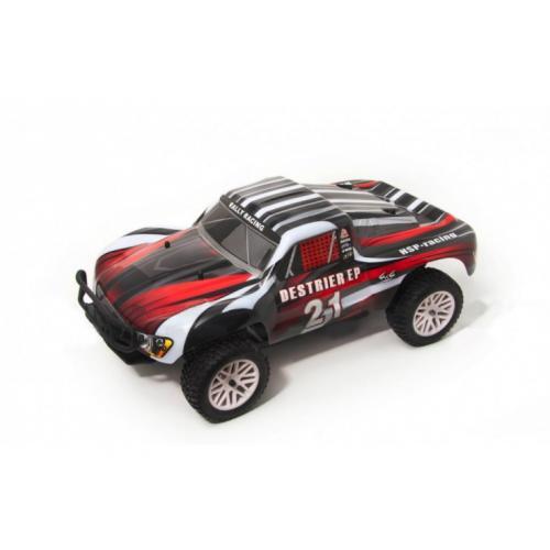 Скоростная модель внедорожника на радиоуправлении 4WD 1:10