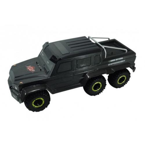 Машина краулер на радиоуправлении 6 колес 6WD 1:10 2.4G