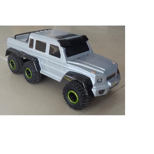 Машина краулер на радиоуправлении 6 колес 6WD 1:10