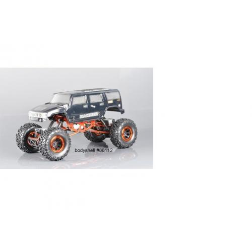 Модель краулера радиоуправляемая 4WD 1:10