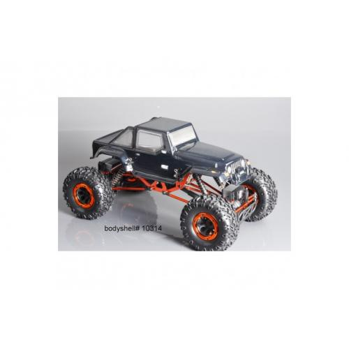 Модель краулера радиоуправляемая Pangolin Electric 4WD 1:10