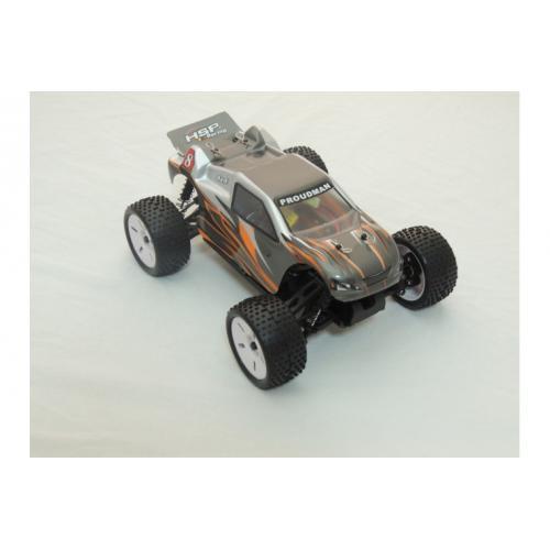 Внедорожник радиоуправляемый Electric Truggy Hunter 4WD 1:16, быстрый