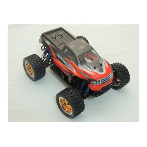 Модель внедорожника на радиоуправлении Electric KidKing Pro 4WD 1:16