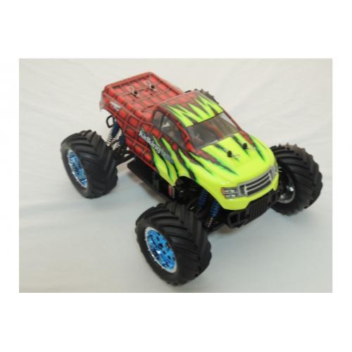 Модель внедорожника на радиоуправлении KidKing TOP 4WD 1:16, 08