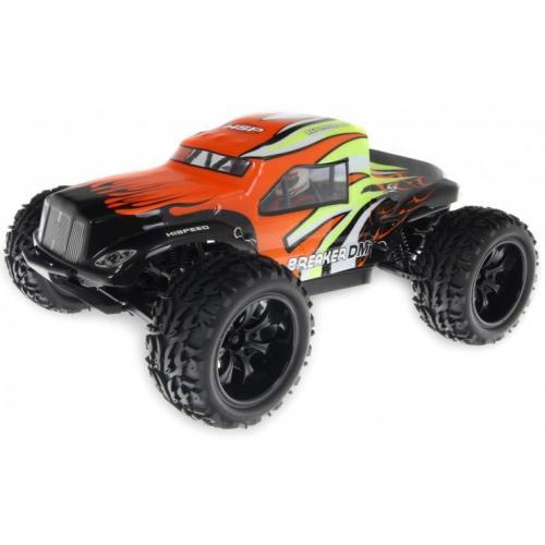 Модель внедорожника на радиоуправлении Monster Sand Rail 4WD 1:10