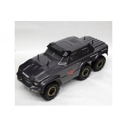 Машина краулер на радиоуправлении 6 колес HSP 6WD 1:16 2.4G, 68992