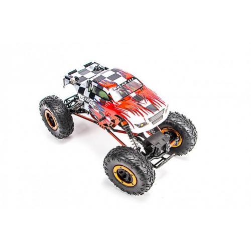 Модель краулера радиоуправляемая Kulak Electric Crawler 4WD 1:18