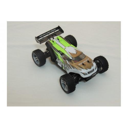 Радиоуправляемая модель трагги 4WD Brushless PRO 2.4G, speed, 80397