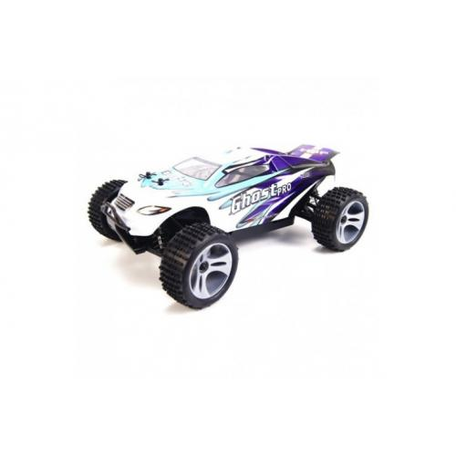 Радиоуправляемая модель трагги 4WD Brushless PRO 2.4G, speed