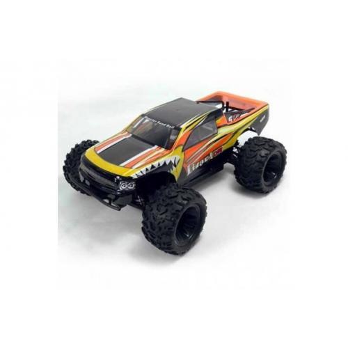 Модель внедорожника радиоуправляемая 4WD EP Monster Sand Rail Truck 1:18, 81191