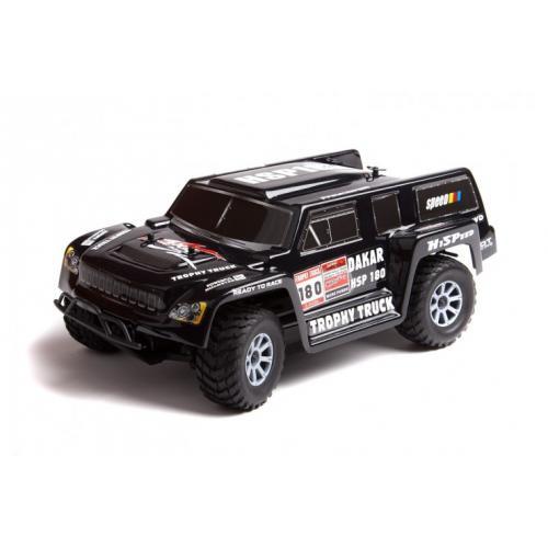 Модель внедорожника радиоуправляемая 4WD EP Off-Road Trophy Truck 1:18,