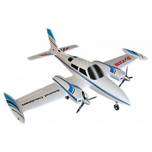 Модель самолета на радиоуправлении Cessna RTF 2.4G