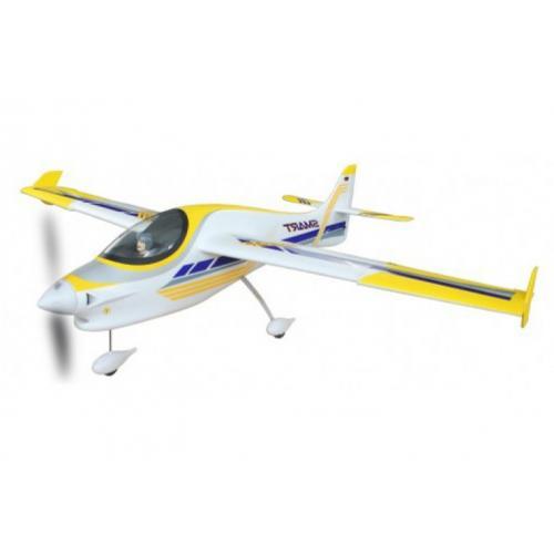 Модель самолета на радиоуправлении Smart Trainer RTF 2.4G