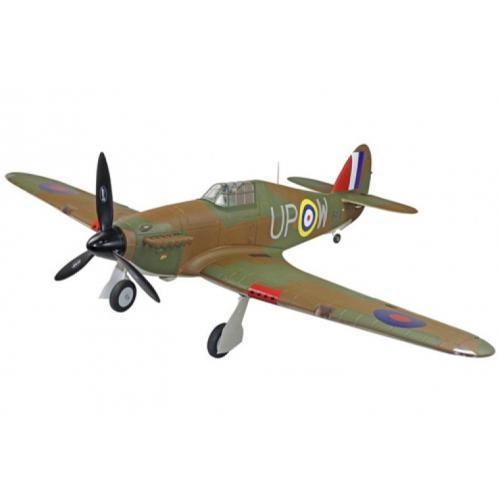 Модель самолета на радиоуправлении Hawker Hurricane 2.4G RTF