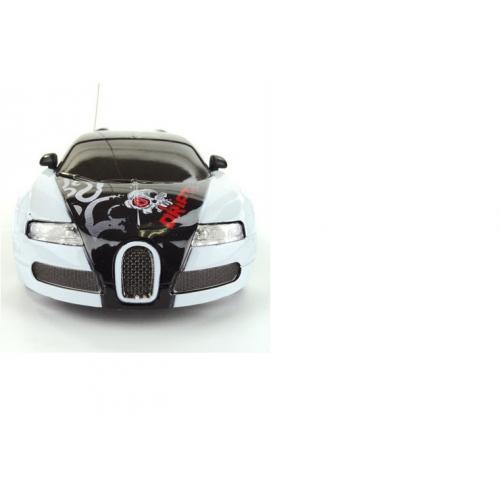 Машинка для дрифта радиоуправляемая Bugatti Veyron (18 см, 4WD)