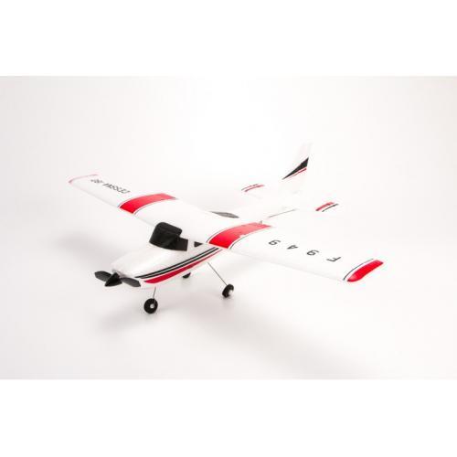 Радиоуправляемый самолет Cessna 182 3Ch RTF WL Toys F949 (40 см)