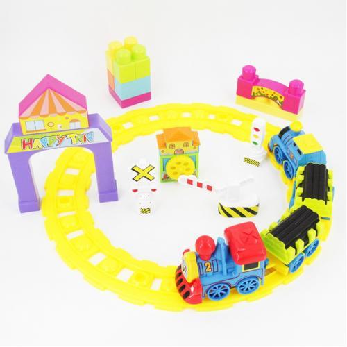 Детская железная дорога Музыкальный Поезд