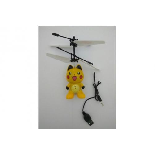 Летающая игрушка Пикачу (15 см)