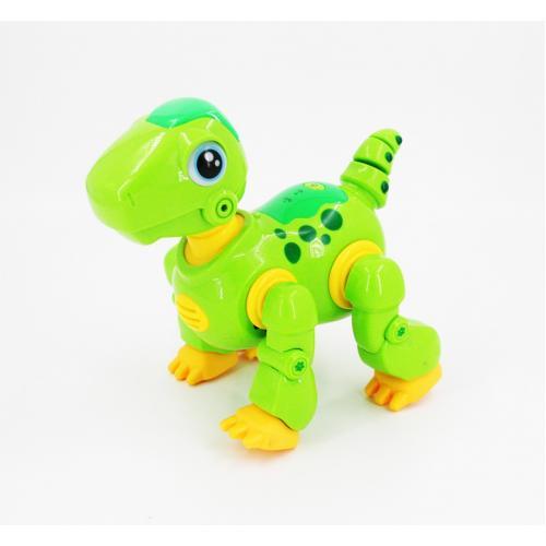 Радиоуправляемая игрушка интерактивная Динозаврик, 26 см
