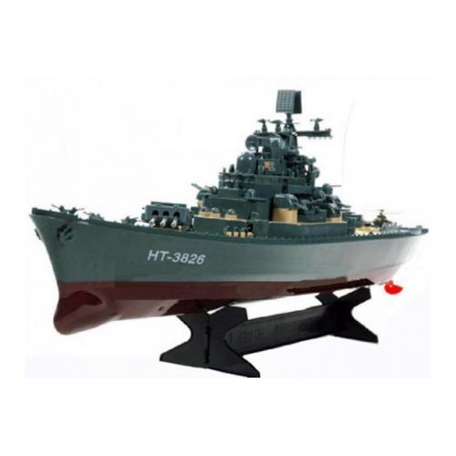 Корабль на радиоуправлении Battleship (58 см, 8 км/ч, до 50 м)