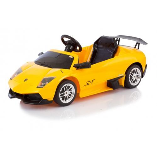 Электромобиль детский Lamborghini Murciealgo LP 670-4 SV на р/у (свет, звук, 125 см)