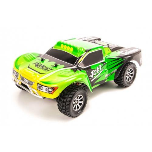 Джип радиоуправляемый WLtoys 1:18 (4WD, до 50 км/ч, 30 см)