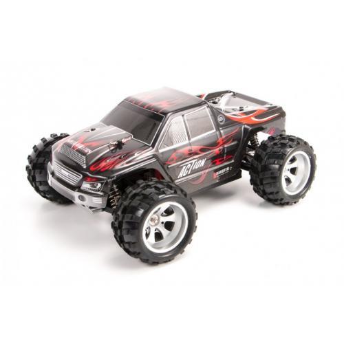 Внедорожник на радиоуправлении WLtoys 1:18 (4WD, до 50 км/ч, 25 см)