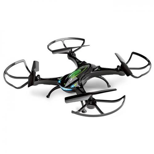 Квадрокоптер с камерой радиоуправляемый Sky Phantom Predator-2 3D 2.4GHz (2 Мп, до 200 м, 35 см)