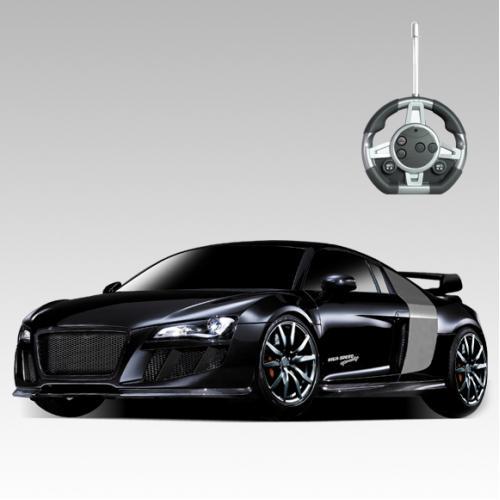 Радиоуправляемый конструктор-машина Audi R8 - 2028-1F04B
