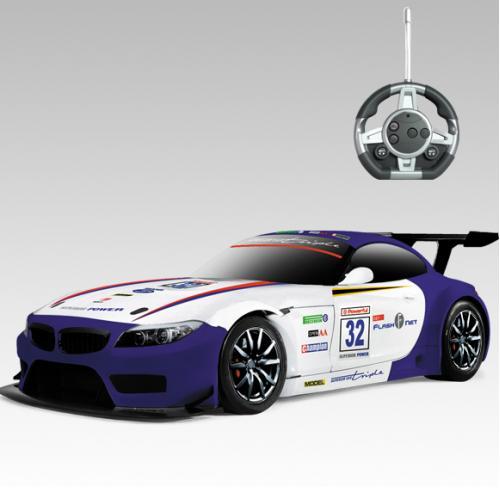 Радиоуправляемый конструктор машины - автомобиль BMW Sport - 2028-1S01B