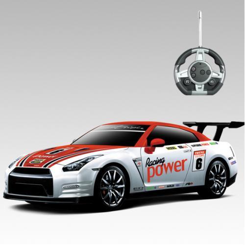 Радиоуправляемый конструктор -машинка Nissan GT-R Sport - 2028-1S02B