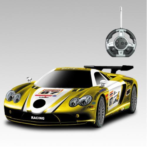Радиоуправляемый конструктор - автомобиль Mclaren Sport - 2028-1S07B