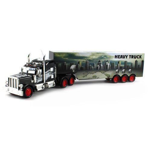 Грузовик радиоуправляемый Heavy Truck (свет, длина 40 см, 10 км/ч)