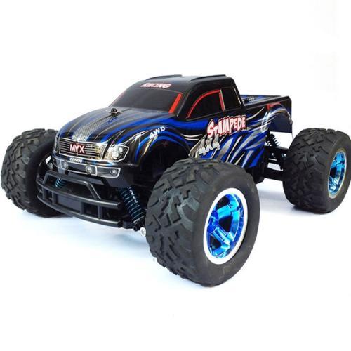 Джип радиоуправляемый Stampede Monster 4WD 1:12 (20 км/ч, до 60 м, амортизаторы, 40 см)