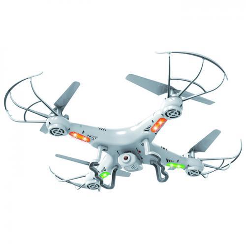 Квадрокоптер с камерой радиоуправляемый Х5С-1 (31 см, свет, 2 mpx, до 100 м)
