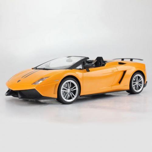 Машина радиоуправляемая MZ Lamborghini Roadster 1:14 (33 см, аккум., до 30 м)