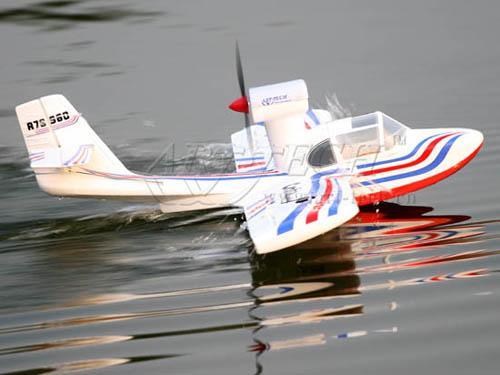 Радиоуправляемый самолет-лодка Art-tech Coota 2.4G (размах 93 см)