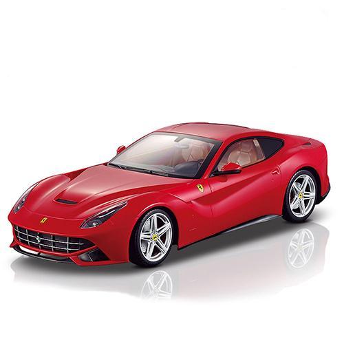 Машина на радиоуправлении Ferrari 1:14 (33 см, светодиоды, до 30 м)