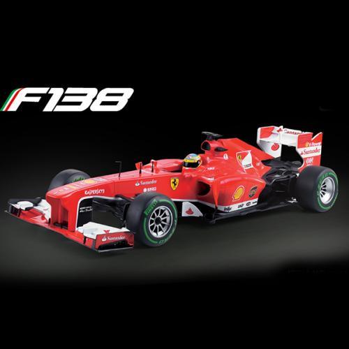 Машина на радиоуправлении Ferrari F138 1:14 (36 см, лицензия, до 30 м)