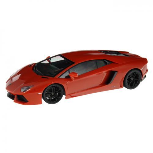 Машина радиоуправляемая Lamborghini Aventador 1:14 (32 см, пульт-руль, аккум.)