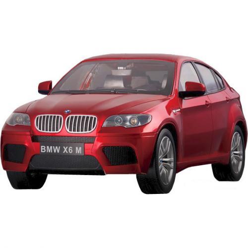 Радиоуправляемая машина BMW X6 M 1:14 красная (31 см, аккум., свет)