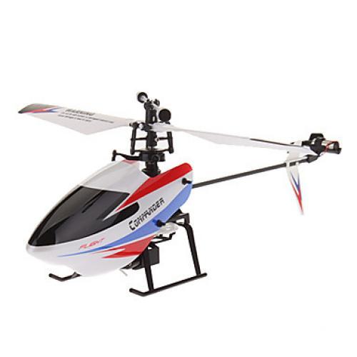 Вертолет радиоуправляемый WLtoys V911PRO V2 2.4G (4 канала, 23 см, до 100 м)