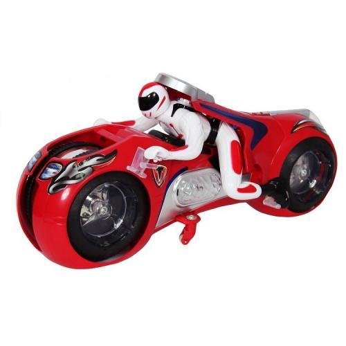 Радиоуправляемый мотоцикл для дрифта SDL Drift Motobike - 2011A-3 (подсветка, звук, 30 см)