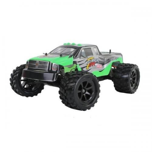 Радиоуправляемый внедорожник Terminator 1:12 2WD 2.4GHz (40 км/ч, 40 см, влагозащита)