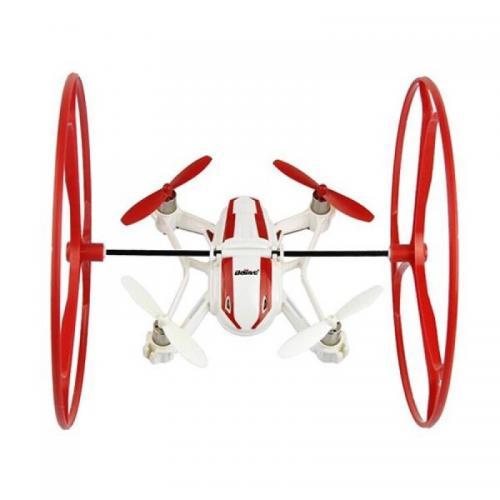 Квадрокоптер радиоуправляемый с HD-камерой 2,4G (езда по стенам, до 50 м)