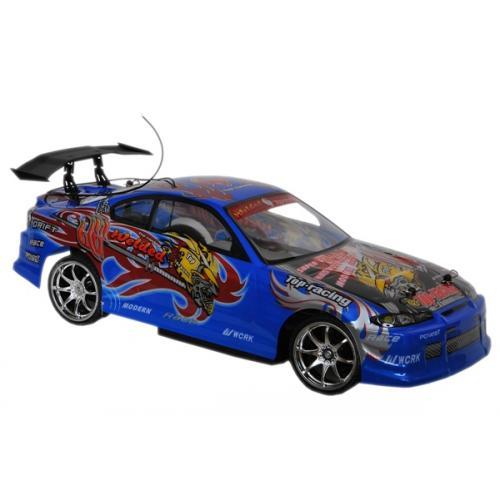Радиоуправляемая машина для дрифта Nissan 1:14 (подсветка, 4WD, 33 см)
