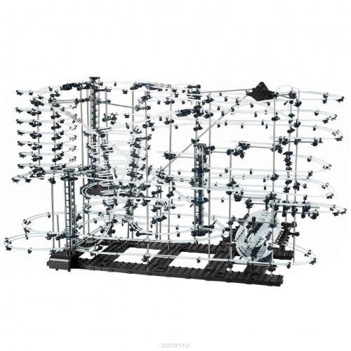 Динамический конструктор Космические горки уровень 9